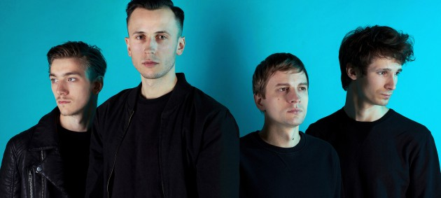 COLAARS привезли поклонникам EP из Лондона