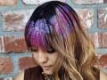 Неожиданный тренд: рисунки на волосах