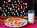 Печенье для Деда Мороза: три вкусные идеи