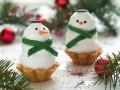 Детский Новый год: ТОП-5 блюд в виде снеговика