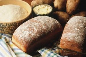 хлеб мука костанай