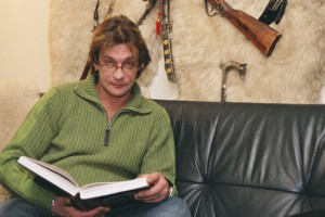Александр Домогаров скучает по сыну, который погиб в ДТП