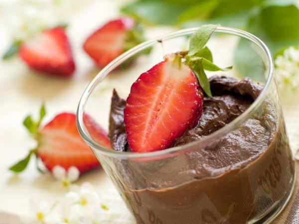 Рецепт                  Шоколадный десерт с апельсином