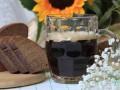 Хлебный квас из черного хлеба и сухих дрожжей