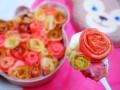 Как приготовить блинный торт в виде роз