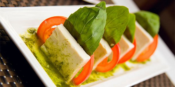 Рецепт                  Закуска из тофу