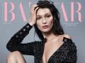 Белла Хадид украсила страницы австралийского Harper's Bazaar