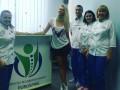 Оля Полякова вышла на сцену с серьезной травмой шеи