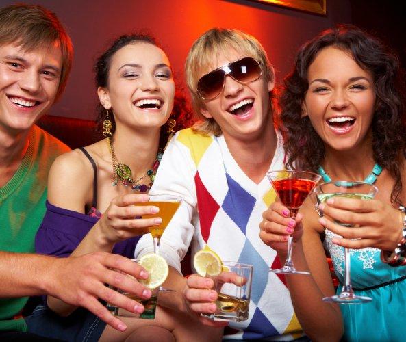Выводим алкоголь из организма