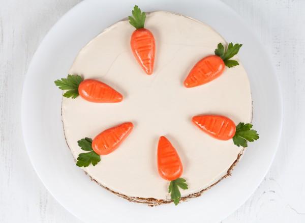 Рецепт                  Пасхальные рецепты: Морковный торт с орехами