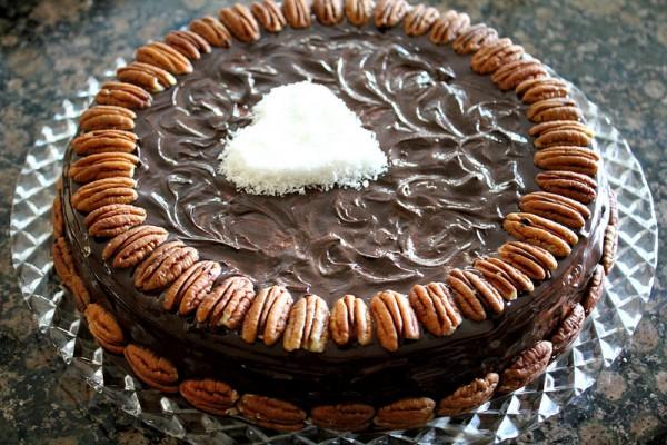 Рецепт                  Сметанный торт-суфле