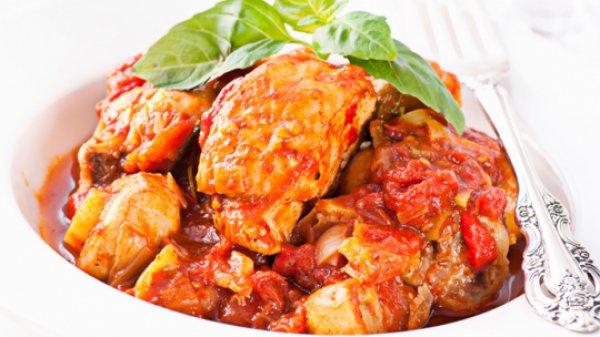 Рецепт                  Как приготовить Чахохбили из курицы