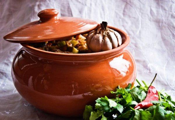 Рецепт                  Постный рецепт: Чахохбили из овощей
