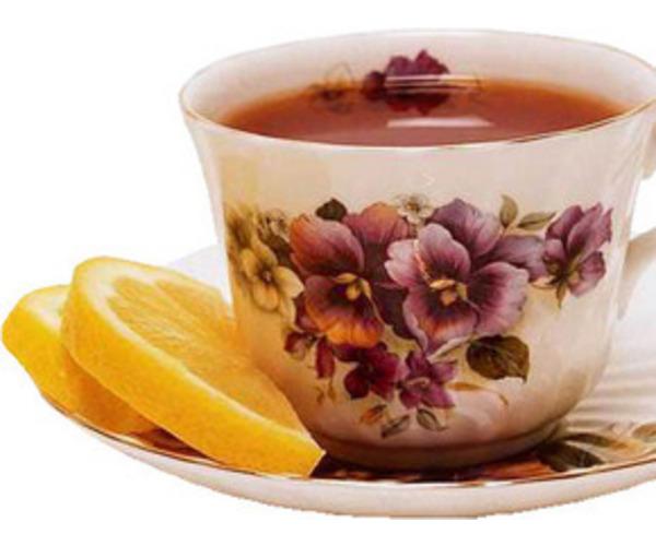 Рецепт                  Горячий чайный пунш