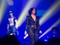 Деми Ловато снялась в откровенной фотосессии для презентации новой песни