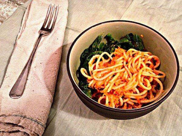 Рецепт                  Постный рецепт: Макароны с луком и морковью
