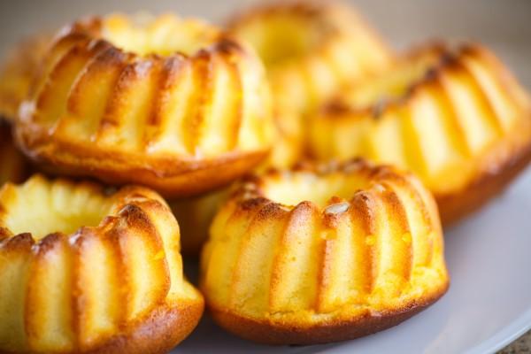 Рецепт                  Творожные кексы: Рецепт приготовления