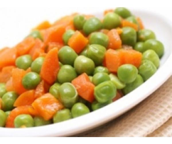 Рецепт                  Овощи в масле