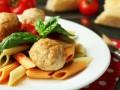 Куриные фрикадельки: Три вкусные идеи