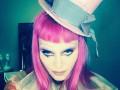 Мадонна вышла на сцену в костюме клоуна