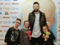 Кристина Соловий и Андрей Кише посетили премьеру мультфильма Бэби Босс
