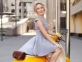Ксения Бугримова снялась в фотосессии для украинского бренда