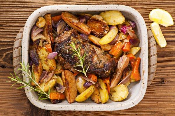 рецепт с фото блюдо из баранины