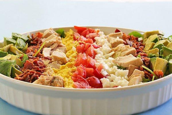 Рецепт                  Как приготовить Кобб-салат