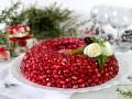 Рецепты на Новый год: Салат Гранатовый браслет