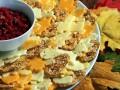 Как сделать осеннюю сырную тарелку