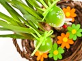 Композиции из пасхальных яиц: ТОП-12 идей