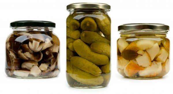 Рецепт                  Как подготовить овощи и фрукты к консервированию?