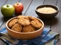 Рецепт овсяного печенья с медом