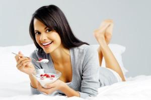 Позавтракав утром, ты не станешь переедать в течение дня