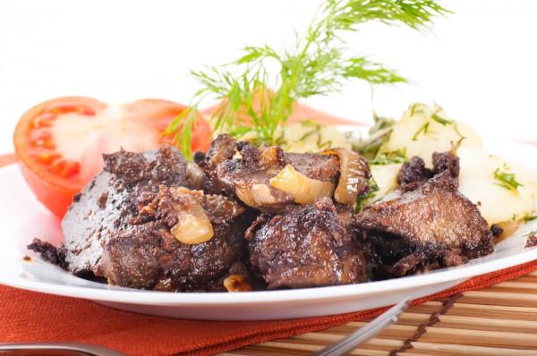 Вкусные и полезные блюда из простых продуктов