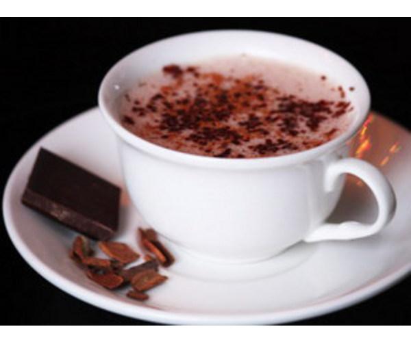 Рецепт                  Напиток с геркулесом, какао и корицей