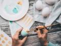 Как красить яйца на Пасху гуашью: 7 ярких идей