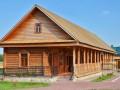 В чем преимущества деревянных загородных домов