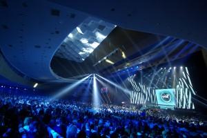 Премия YUNA установила технические рекорды