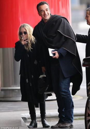Мэри-Кейт Олсен и Оливье Саркози помолвлены – СМИ