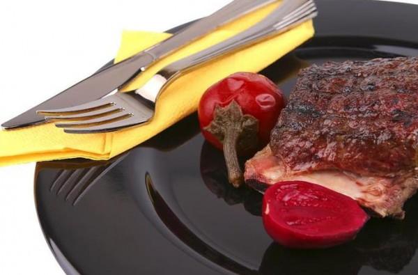 Рецепт                  Запеченные свиные ребрышки на гриле