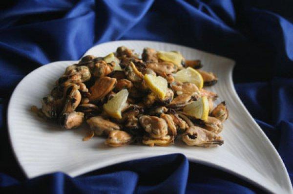 Рецепт                  Маринованные мидии