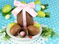 Шоколадные пасхальные яйца: ТОП-5 рецептов
