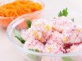 Рецепты на Новый год: Закуска из крабовых палочек