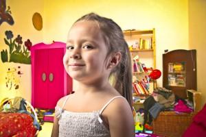 Если ты поможешь своему ребенку, у него в комнате всегда будет порядок