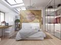 Гардеробные комнаты и шкафы: яркие примеры для спальни