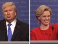 Выборы в США: видео с пародией на дебаты Клинтон и Трампа взорвало Сеть