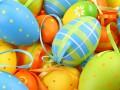 Как сделать уникальные пасхальные яйца (ВИДЕО)