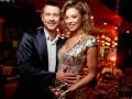 Дмитрий Ступка с женой прокомментировали свою свадьбу