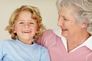 Не запрещай бабушке общаться с внуком